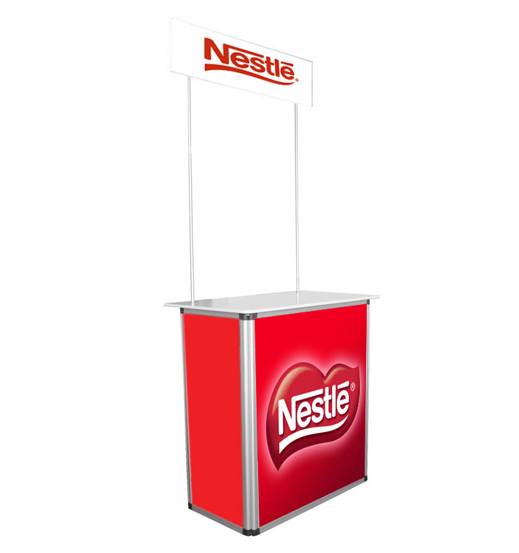 Exhibition Booth Counter : Display counter malaysia award design with excellent